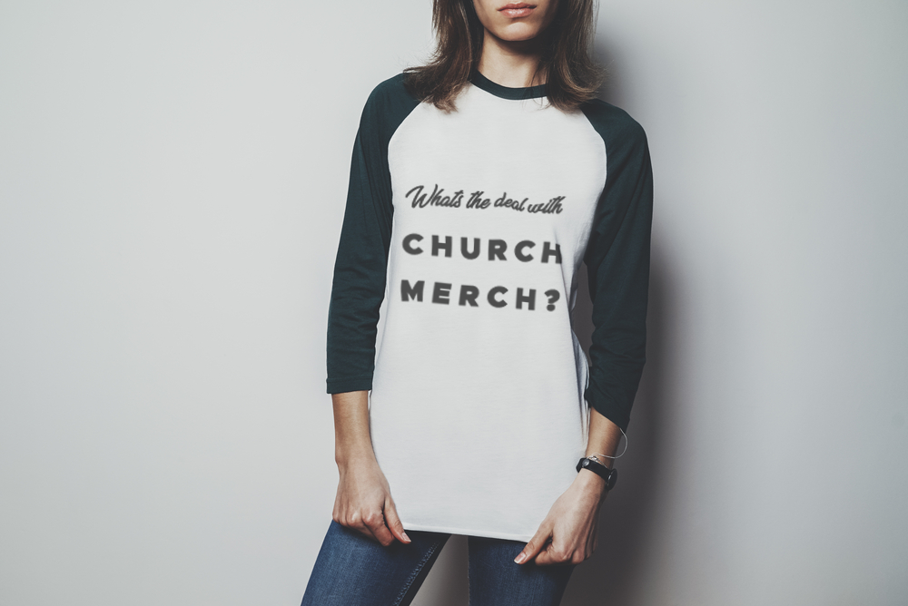 What's the Deal with Church Merch?